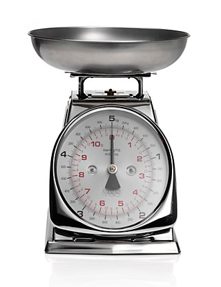 5kg Stainless Steel Mechanical Scale Home