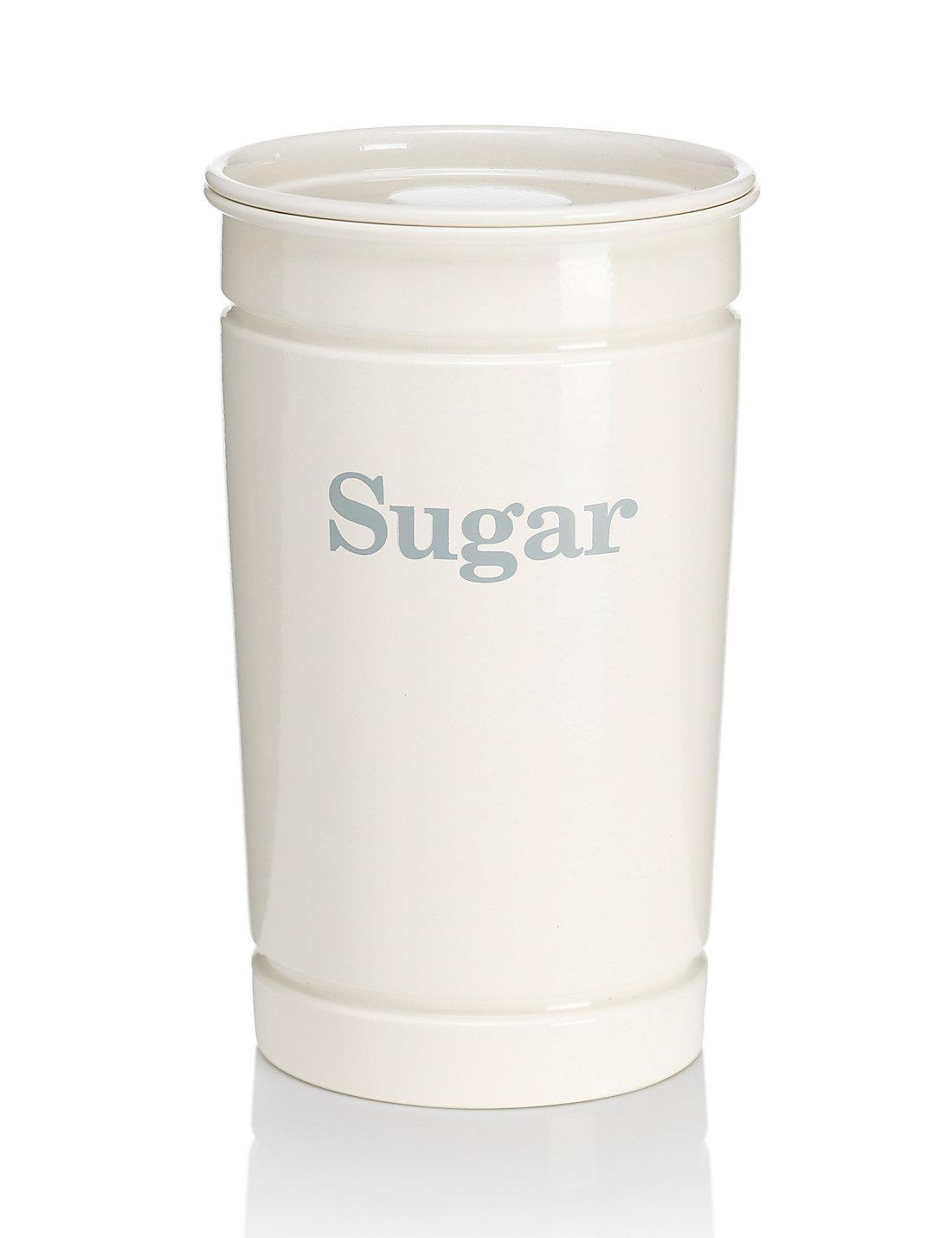 Retro Kitchen Storage Jars Retro Sugar Storage Jar Ms