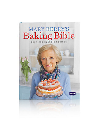 Mary Berry Baking Bible Cookbook Home