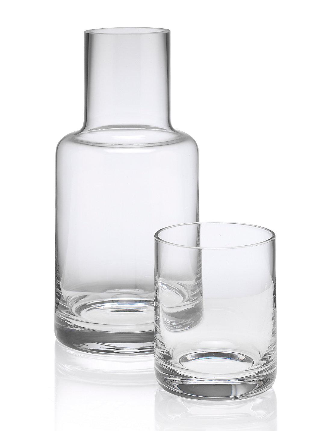 Carafe & Glass