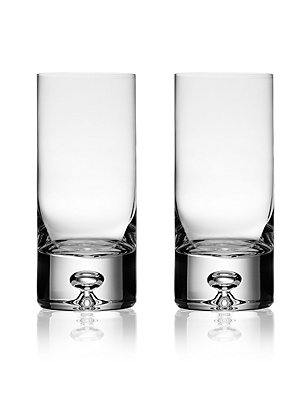 2 Soho Hi Ball Glasses, , catlanding