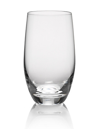 Barrel Large Hi Ball Glass Tumbler Home