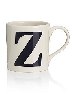 Letter Z Mug, , catlanding