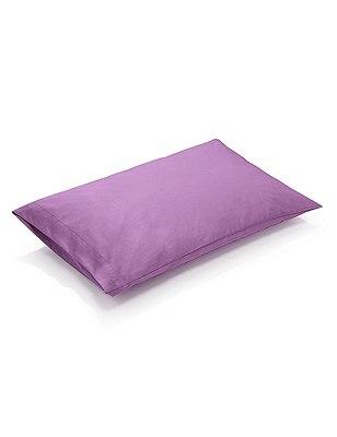 Percale Pillowcase , WINE, catlanding