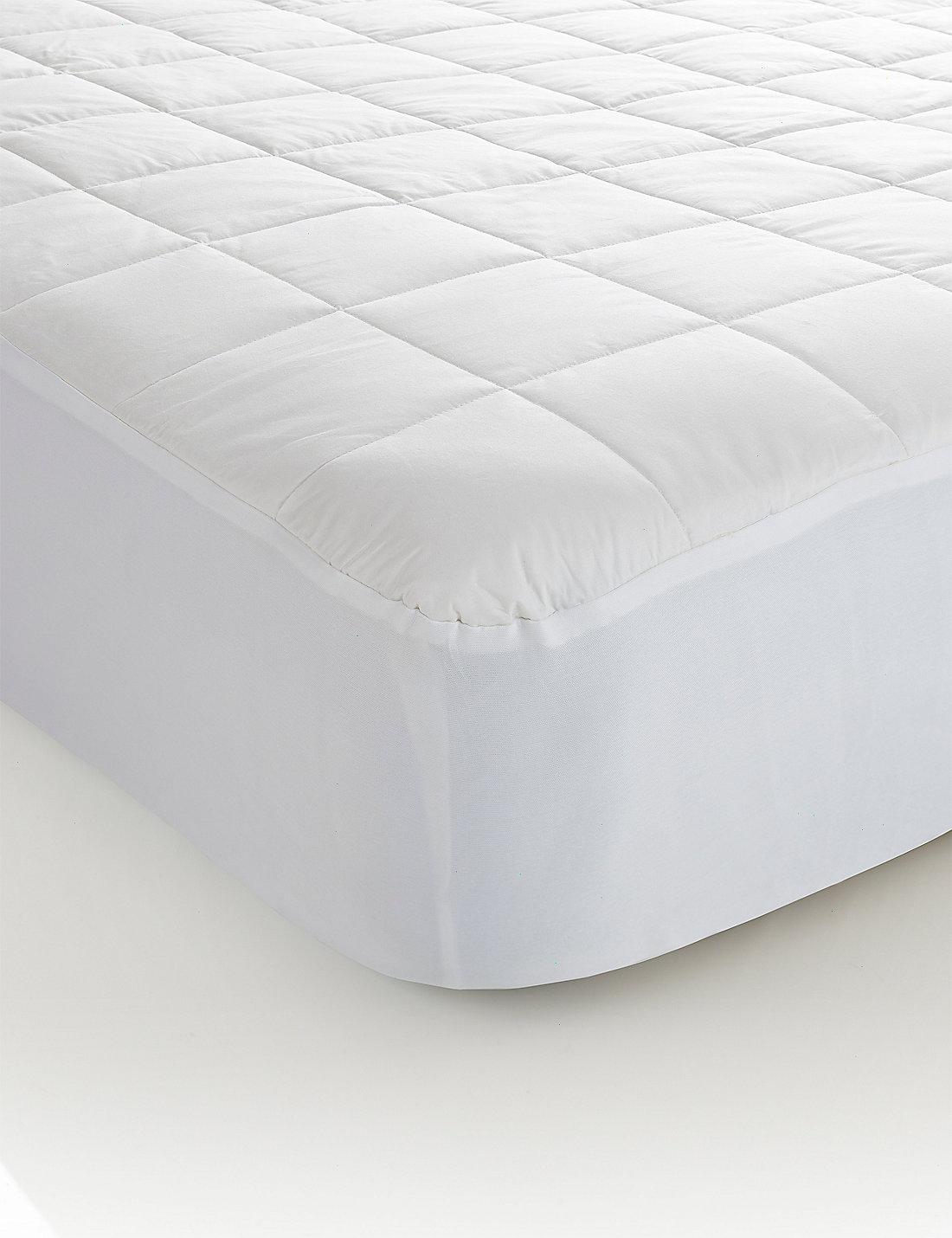 Cool Soft Cotton Mattress Protector