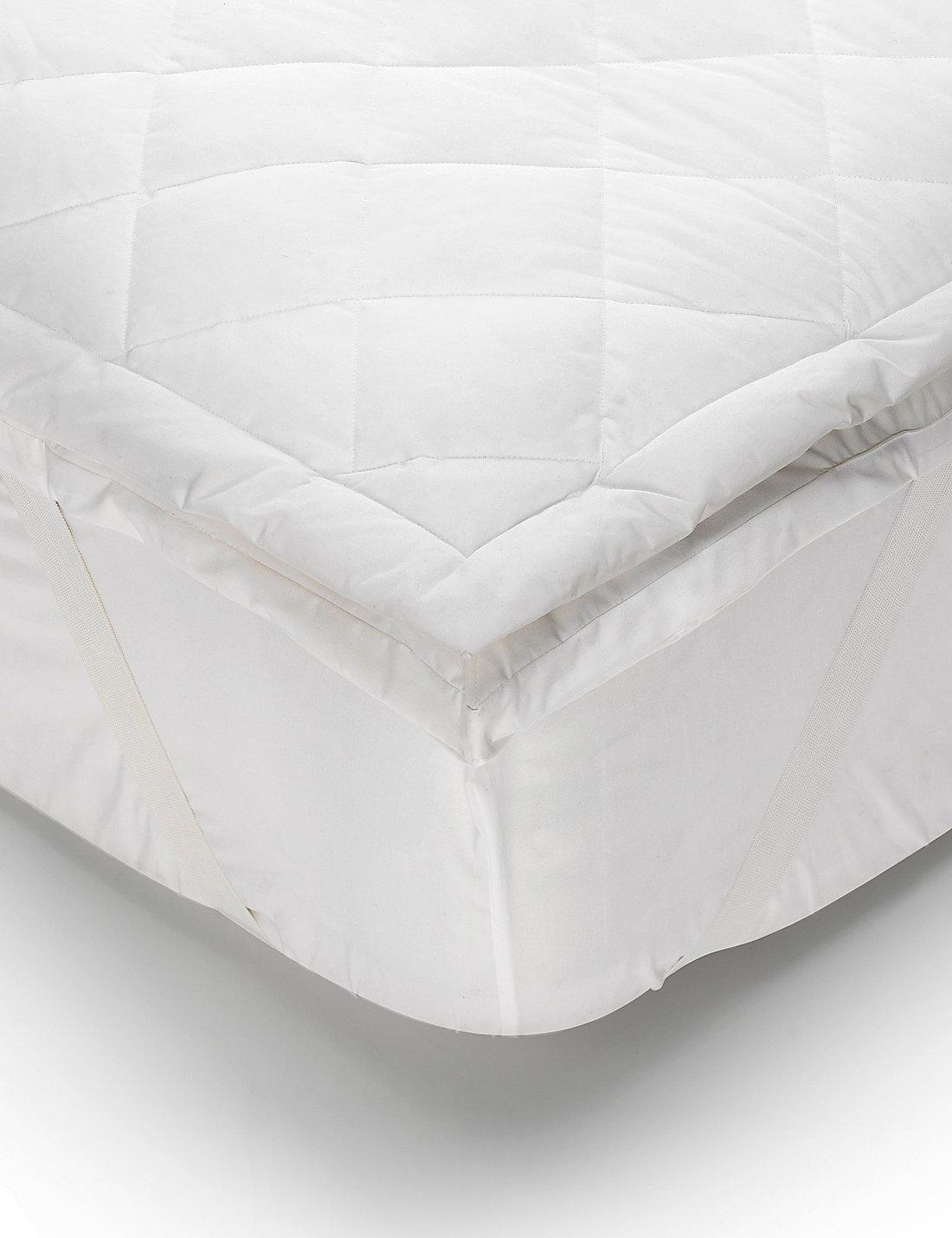 duck feather u0026 down mattress topper