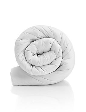 White Duck Feather & Down 13.5 Tog All Seasons Duvet