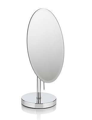 Oval One Side Mirror, , catlanding