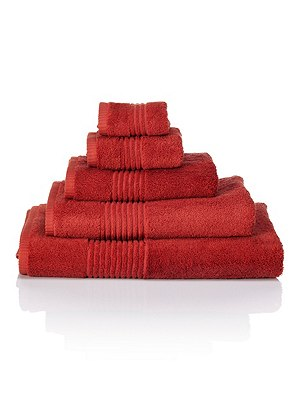 Luxury Egyptian Towel, CINNAMON, catlanding
