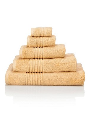 Luxury Egyptian Towel, HONEY, catlanding