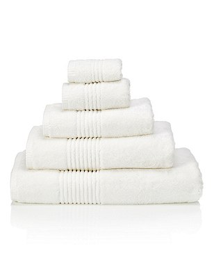 Luxury Egyptian Towel, CREAM, catlanding