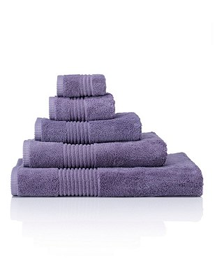 Luxury Egyptian Towel, LAVENDER, catlanding