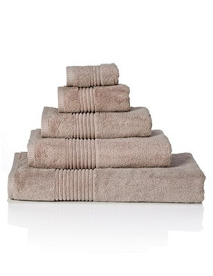 Luxury Egyptian Cotton Towel, MOCHA, catlanding