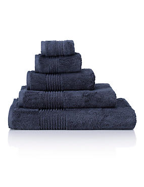 Luxury Egyptian Cotton Towel, CHARCOAL, catlanding