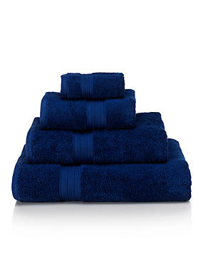 So Soft Towel, NAVY, catlanding