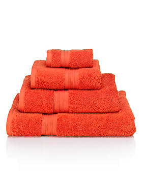 So Soft Towel, TERRACOTTA, catlanding