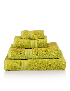 So Soft Towel, LIME GREEN, catlanding