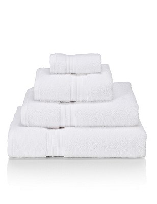 So Soft Towel, WHITE, catlanding