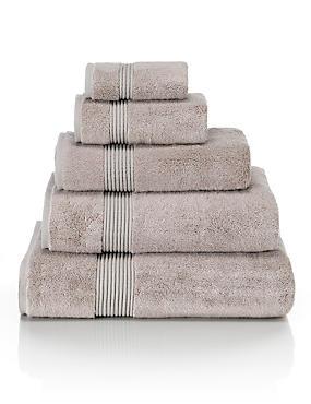 Luxury Cotton Blend Towels  , TAUPE, catlanding