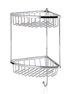 2-Tier Corner Basket, , catlanding