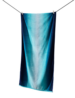 Pure Cotton Ombre Beach Towel Home