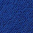 Cotton Bobble Bath Pedestal Mats, BLUE, swatch