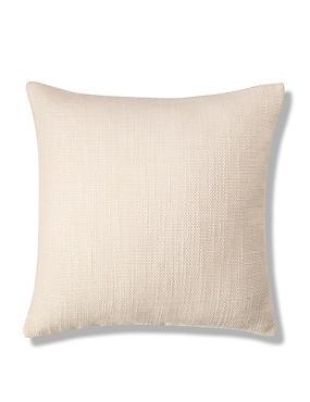 Bantry Weave Cushion, IVORY, catlanding