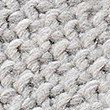 Pom-Pom Throw, GREY, swatch