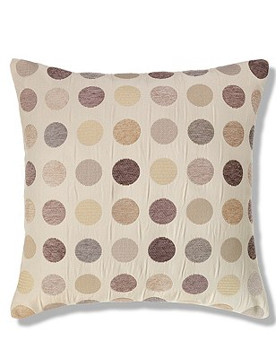 Multi Spotted Cushion, NEUTRAL, catlanding