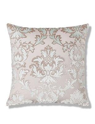 Velvet Damsak Cushion, , catlanding