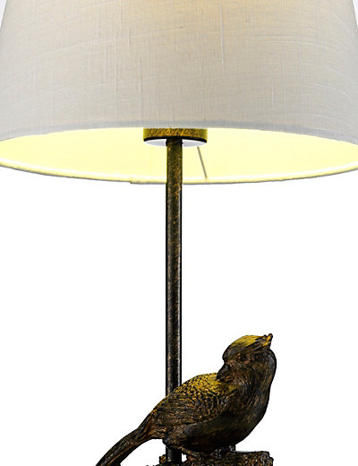Curiosity Bird Table Lamp Home. Mouse Over To Zoom. Mouse Over To Zoom