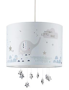 Elephant Shade Ceiling Light, , catlanding
