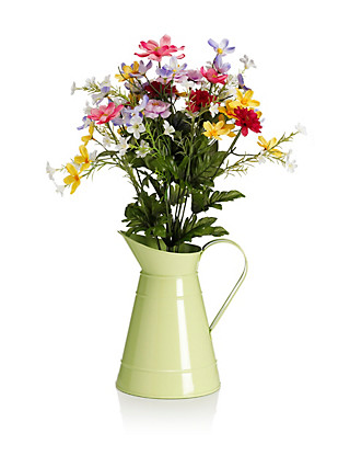 Country Floral Jug Home