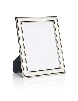 Mother of Pearl Photo Frame 20 x 25cm (8 x 10'') Home