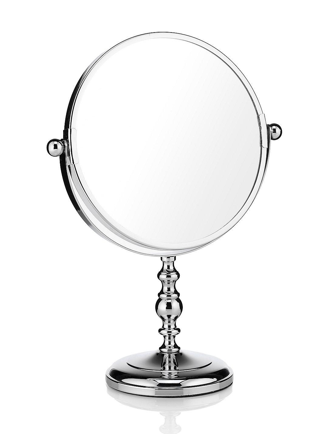 Vintage Style Free Standing Bathroom Mirror