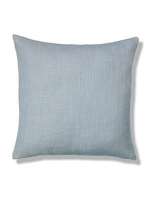 Bantry Weave Cushion, DUCK EGG, catlanding