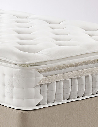 Natural 1500 Pillowtop Mattress -