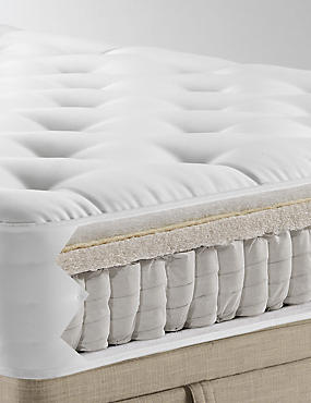 Natural 1250 Mattress - Firm Support