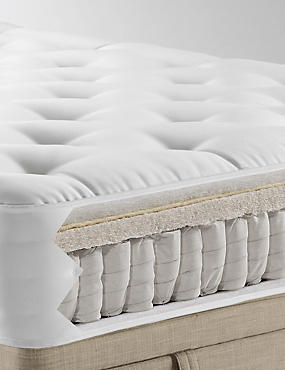 Natural 1250 Mattress - Medium Support