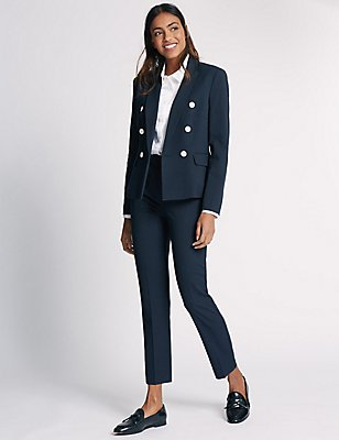 Spotted Jacket & Trousers Set, , catlanding