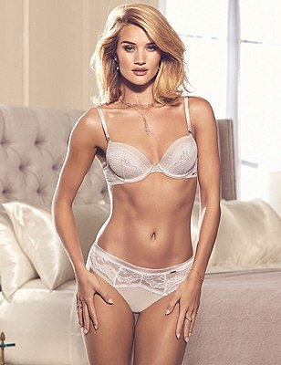 Lace Padded Set with Underwired Balcony A-DD, , catlanding