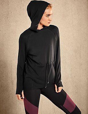 Active Hooded Top & Leggings Set, , catlanding