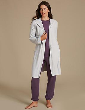 Dressing Gown with Pyjama Set, , catlanding
