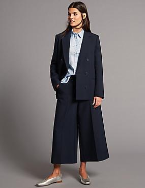Culottes Suit Set, , catlanding