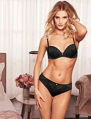Silk & Lace Set with Balcony A-E, , catlanding