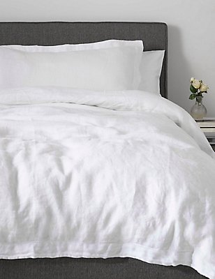 Pure Linen Bedding Set, , catlanding