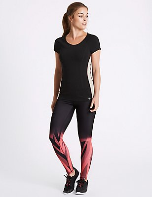 Active T-Shirt & Leggings Set, , catlanding