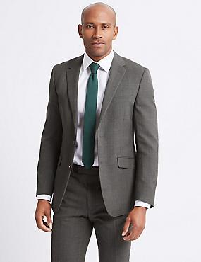 Costume gris coupe standard, , catlanding