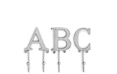 A-Z Individual Letter Door Hooks, , catlanding