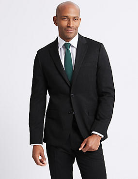 Charcoal Tailored Fit Suit, , catlanding